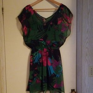 Express Summer Flowy dress